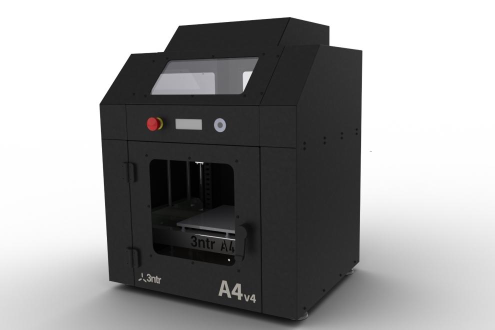 Stampante 3D professionale formato A4