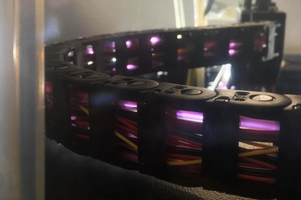 Stampante 3D professionale formato A4 - Dettaglio